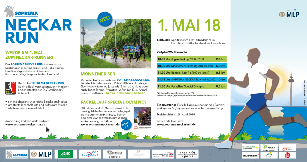 2. SOPREMA Neckar Run 2018